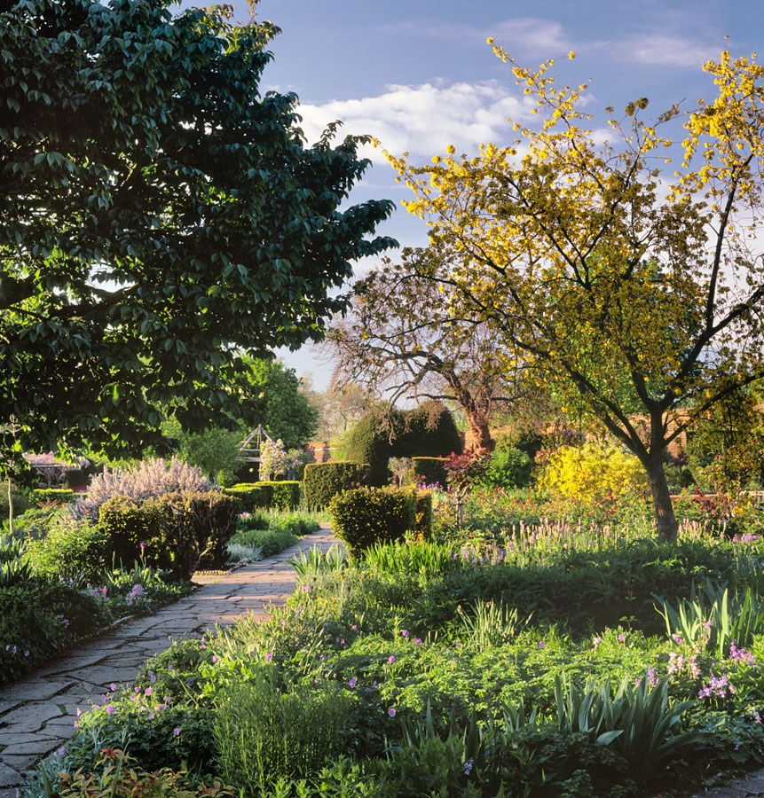 Spring in the Walled Garden, 2009.  Print Status: printed and in stock.  To order a print please contact info@maxarush.com