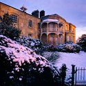 Brockwell Hall in Winter, 2010. Print Status: printed and in stock.  To order a print please contact info@maxarush.com
