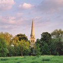 Trinity Spire, Midsummer, 2010. Print Status: printed and in stock.  To order a print please contact info@maxarush.com