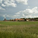 Cley and Summer Sky I, 2013