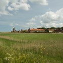 Cley and Summer Sky II, 2013