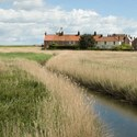 Cley from the Marshes II, 2013