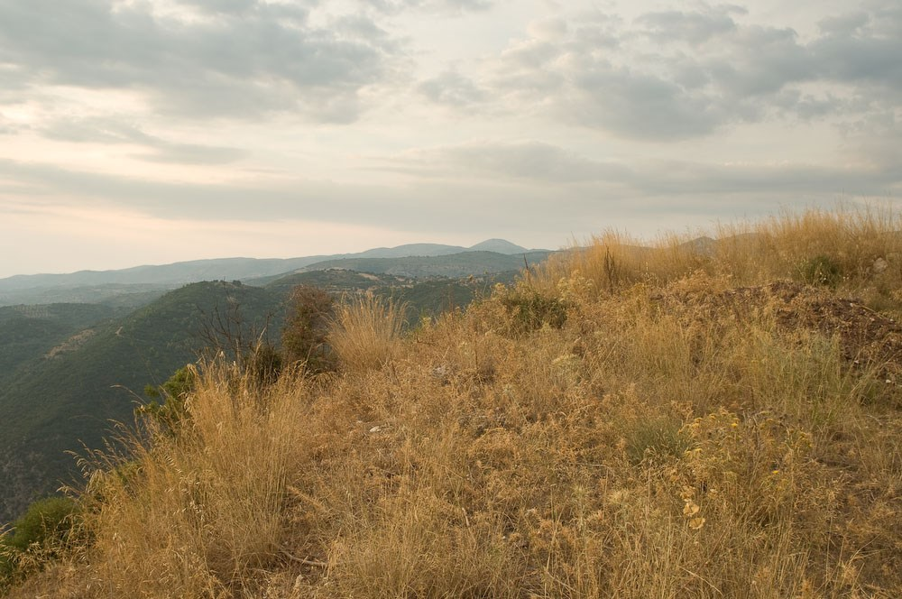 Mountain Landscape Messenia