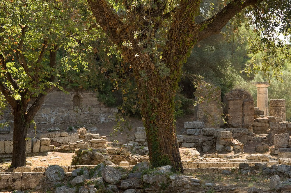Ancient Olympia II