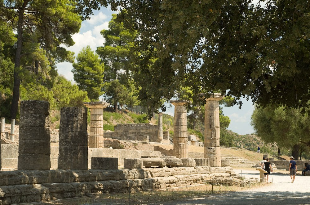Ancient Olympia IV