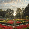 The Sunken Garden, August Sunset