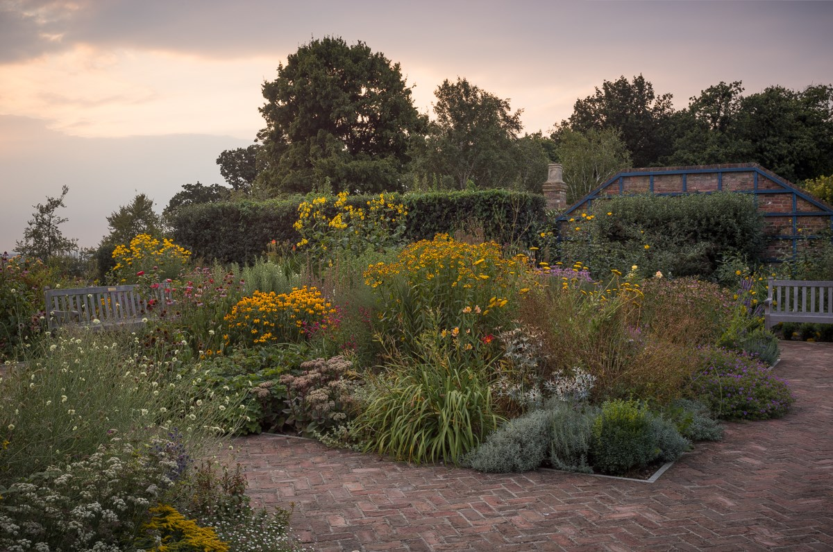 Soft Twilight of Late Summer, The Rose Garden, August 2016. To order a print please contact info@maxarush.com