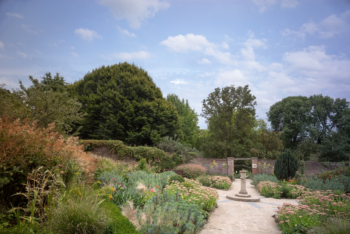 The Old English Garden, August. To order a print please email info@maxarush.com