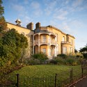 Brockwell Hall, October Dawn. 2020